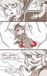 Minish Cap - kinstone comic 13