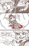 Minish Cap - kinstone comic 13 by RasTear