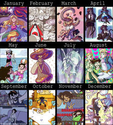 2015 improvement meme by RasTear