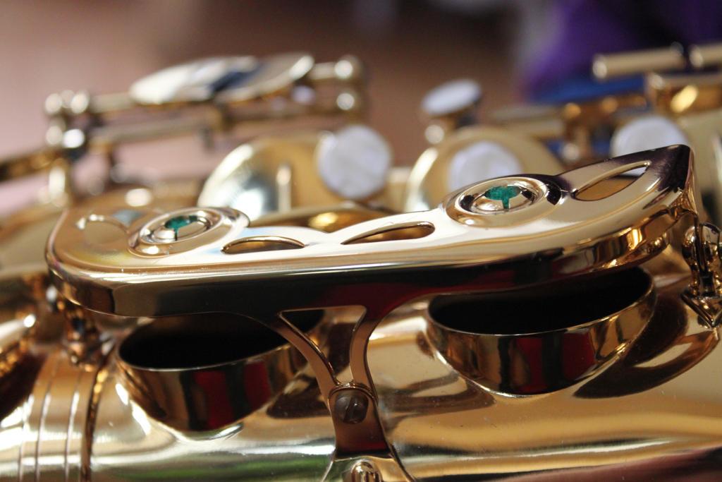 Saxophone by JuleeaSharice