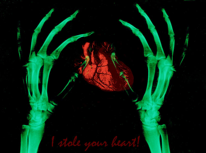 I stole your heart