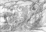 queen of the swamp by sgulongga