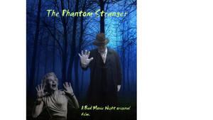 Phantom stranger movie poster  by hypebeast14