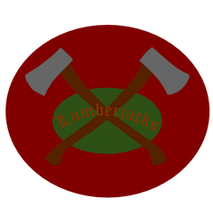 Lumberjacks team logo by hypebeast14