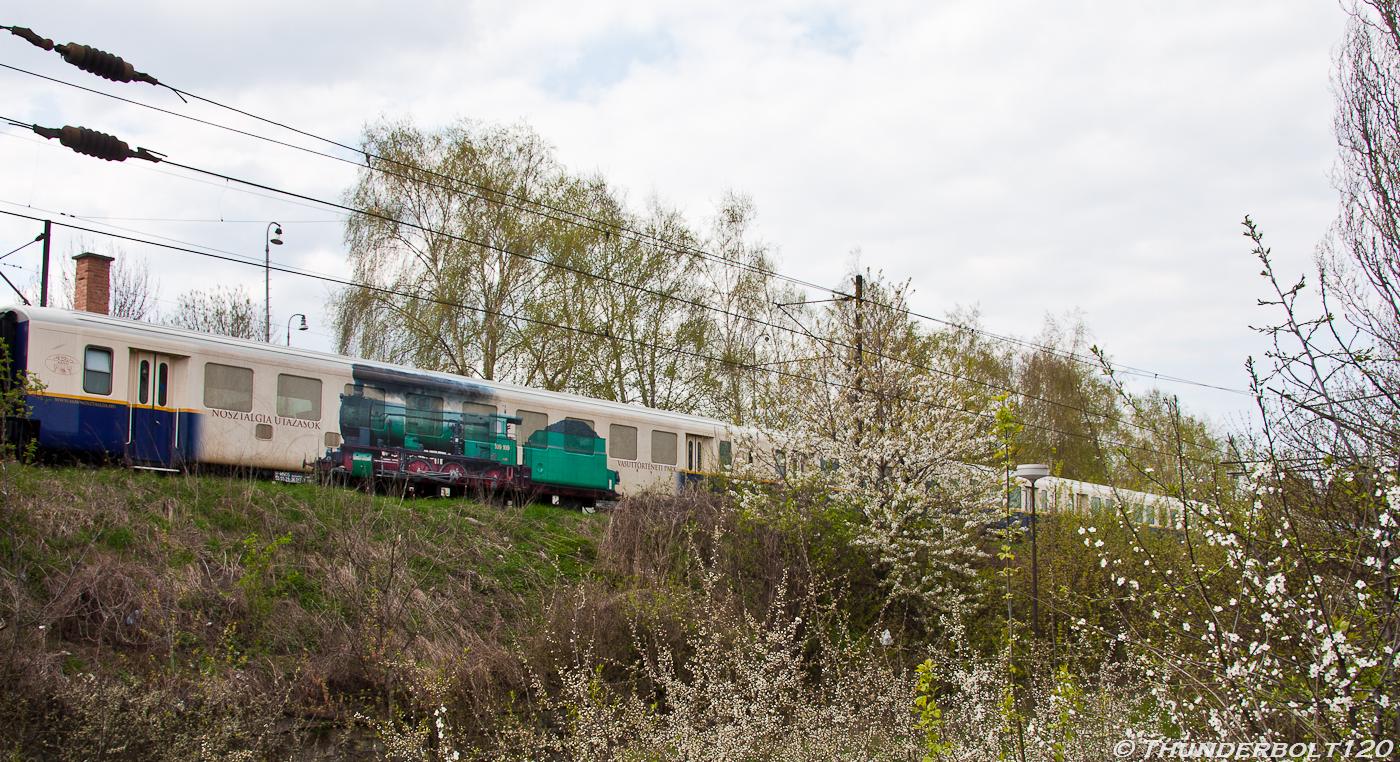 Historic train MAV
