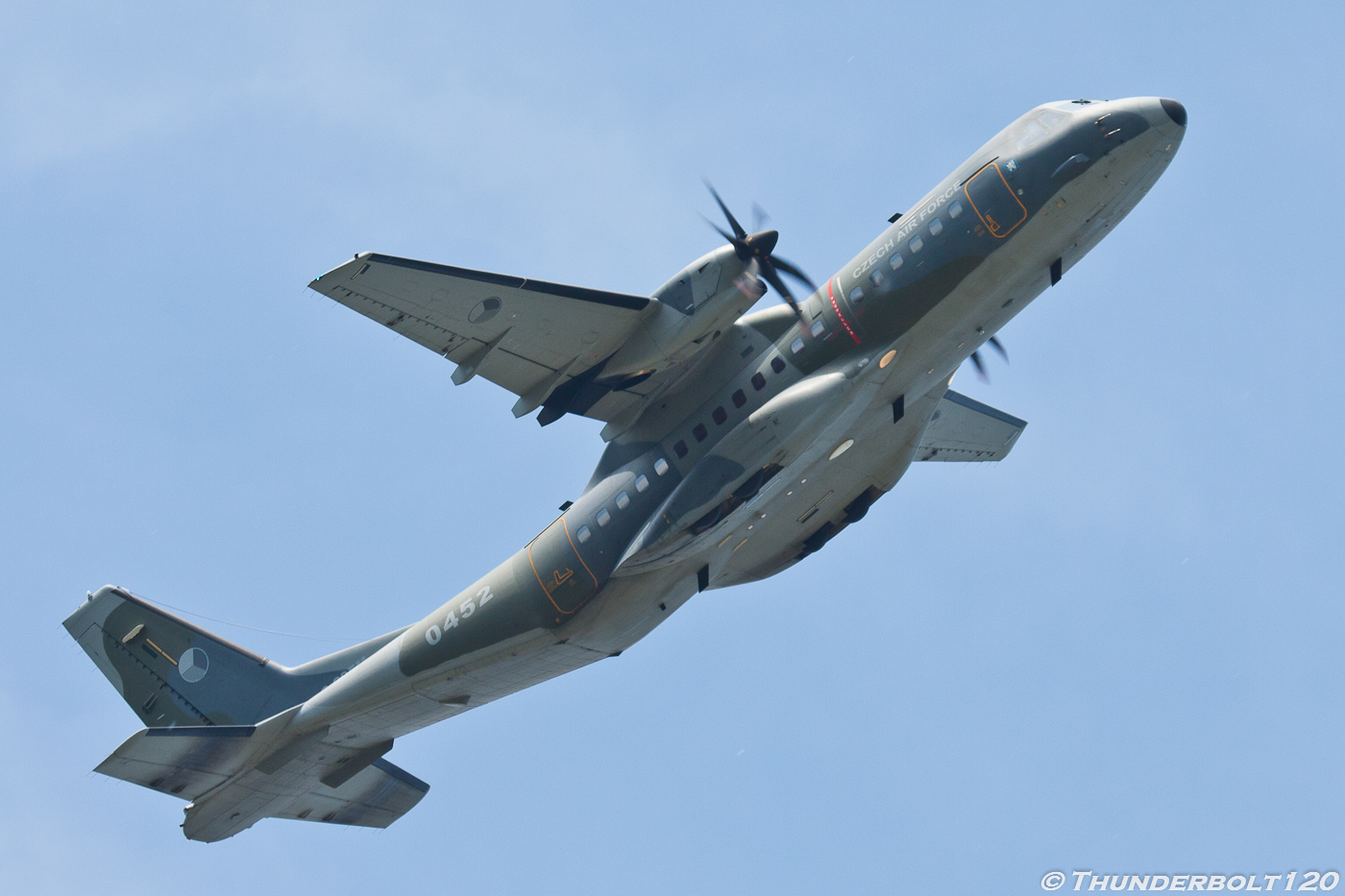 Casa C-295M 0452