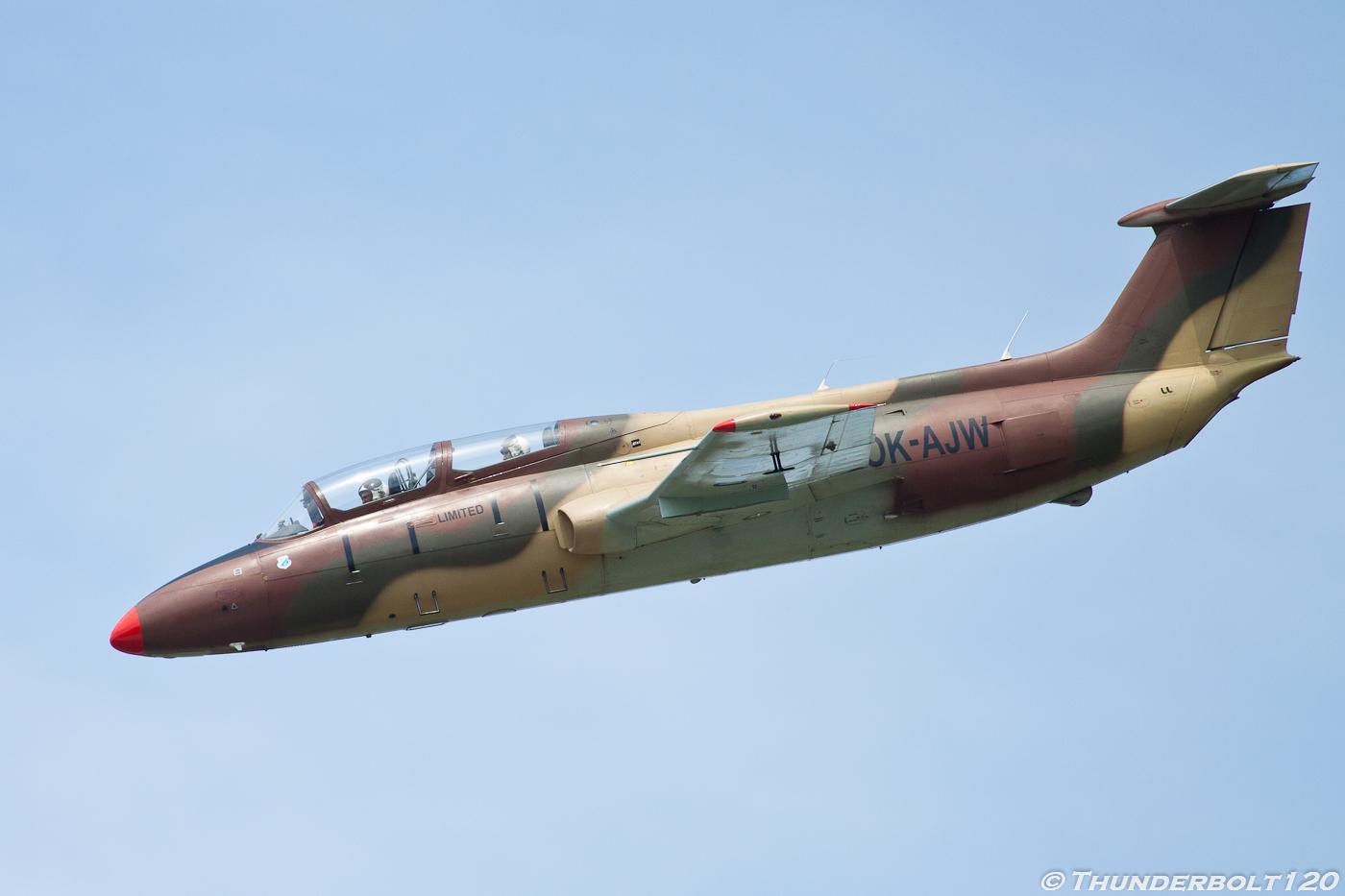 L-29 Delfin OK-AJW
