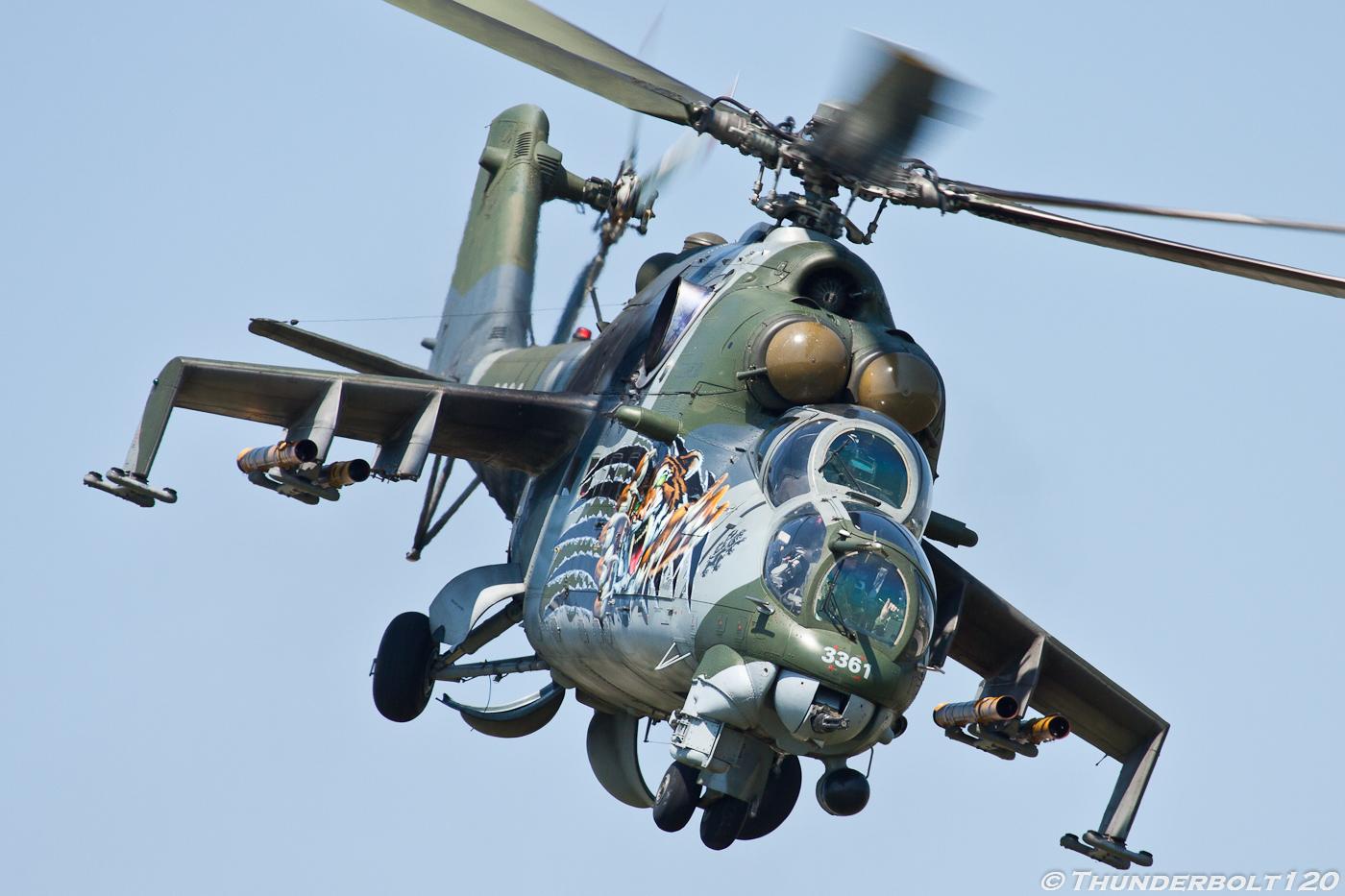 Mi-24V Hind 3361