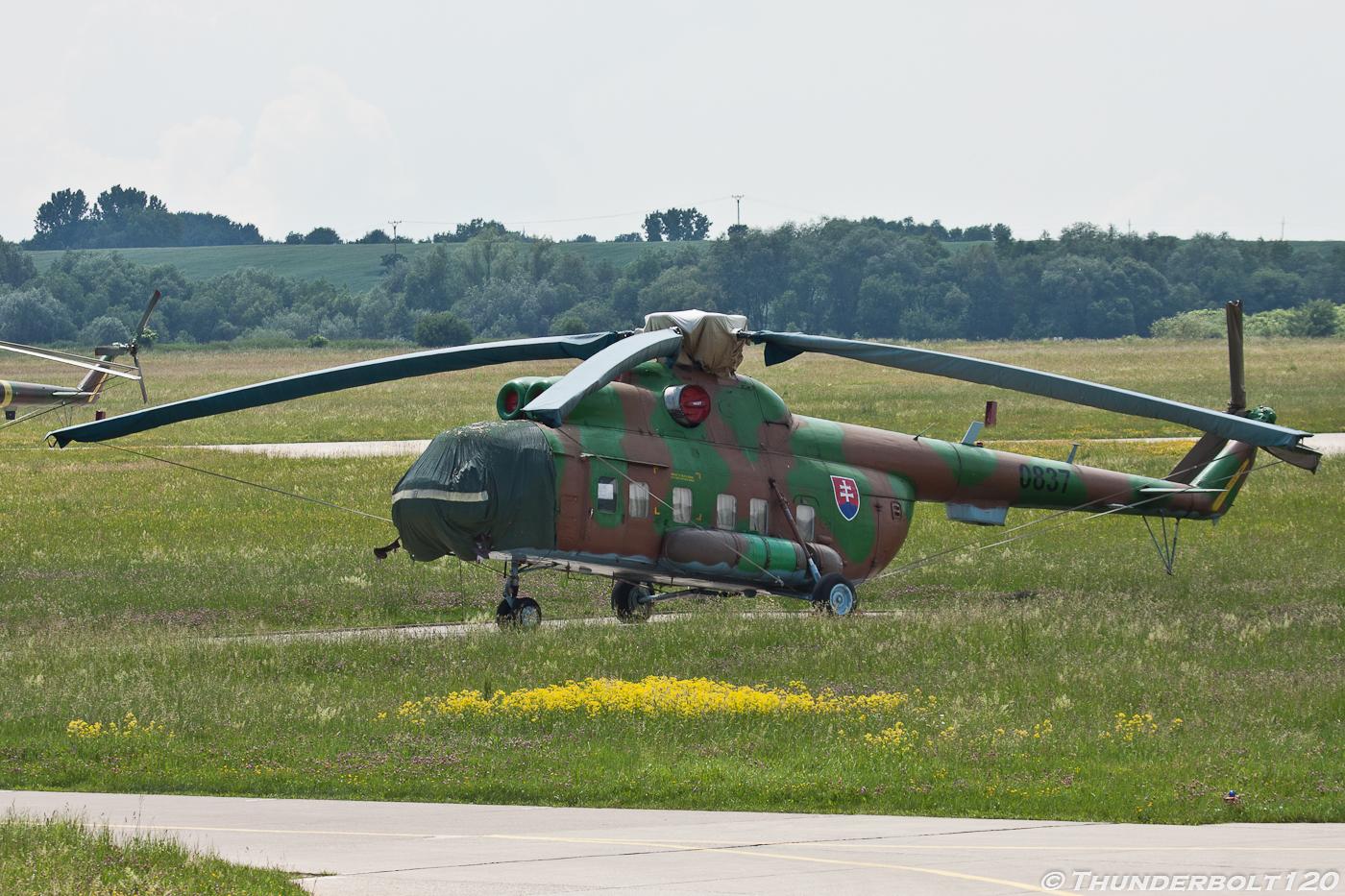 Mi-8PS 0837