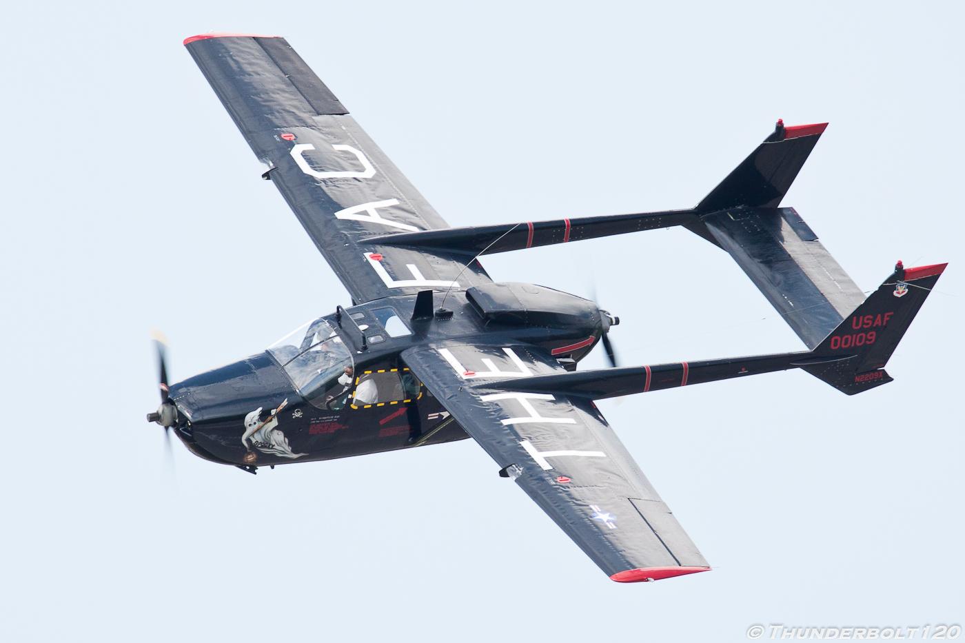 Cessna 337 Skymaster N2209X