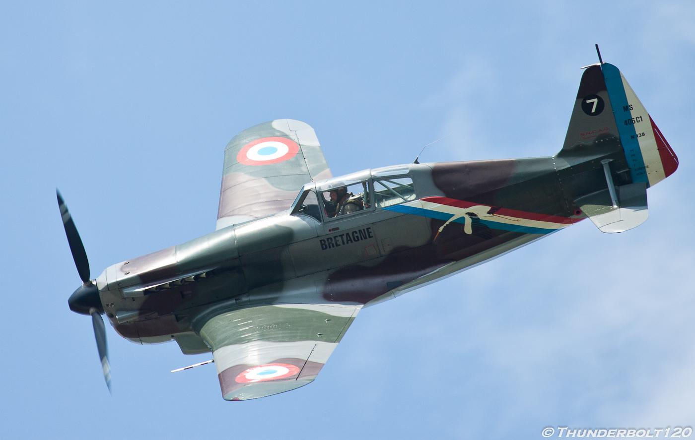 Morane Saulnier D-3801 HB-RCF
