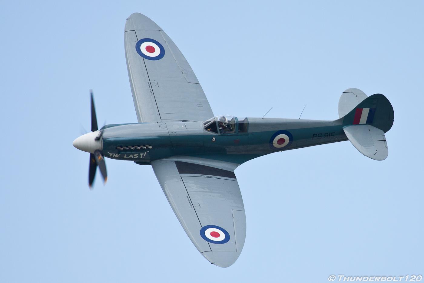 Spitfire PS915 Mk PRXIX