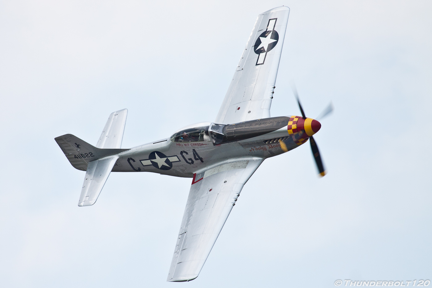 P-51D Mustang F-AZSB