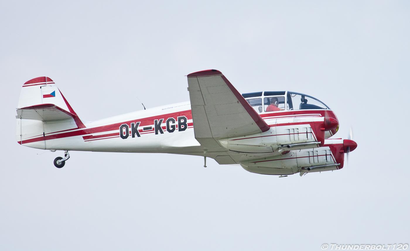 Aero Ae-45 OK-KGB