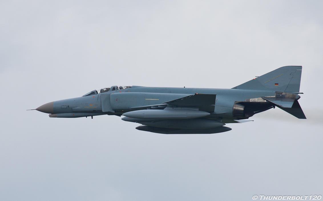 F-4F Phantom II by Thunderbolt120