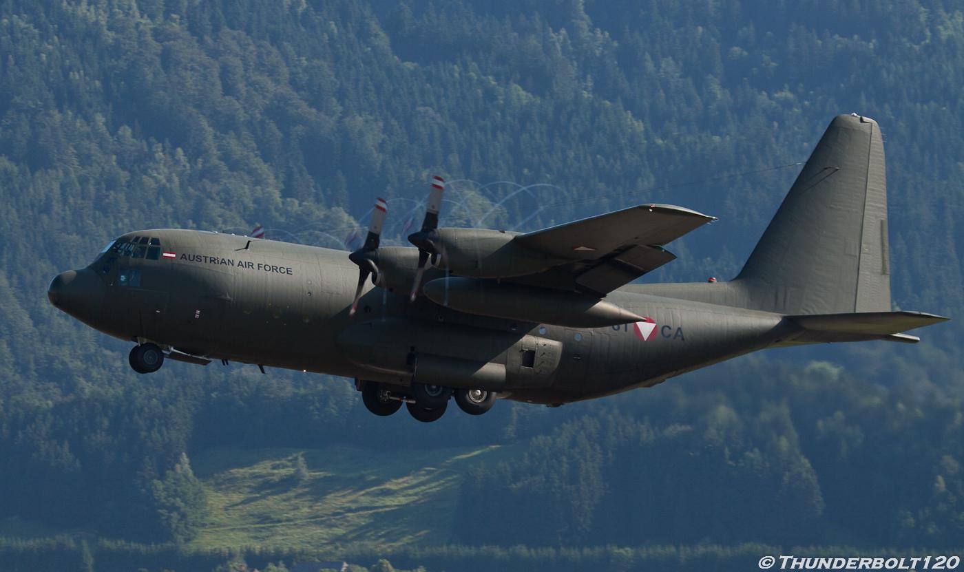 C-130K Hercules