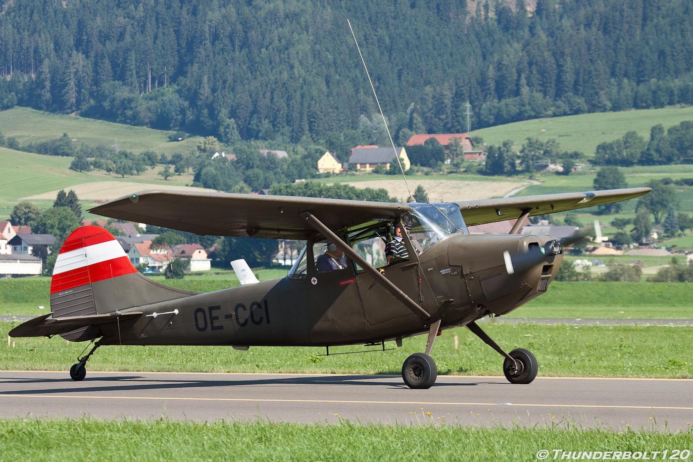 Cessna O-1E Bird Dog