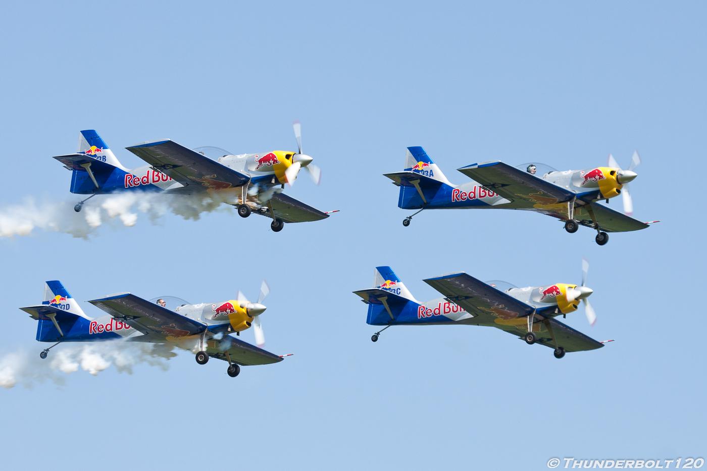 Flying Bulls
