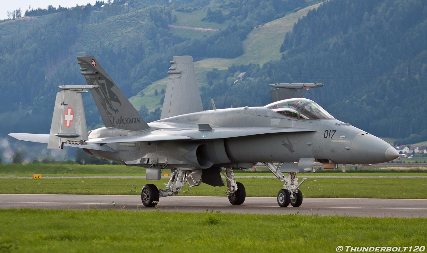 FA-18C Hornet