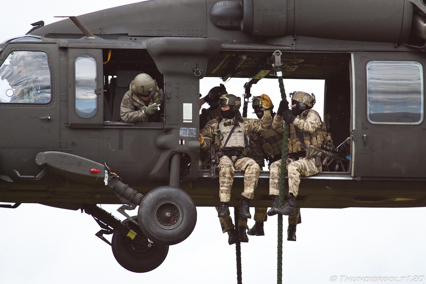 Sikorsky S-70A-42 Black Hawk