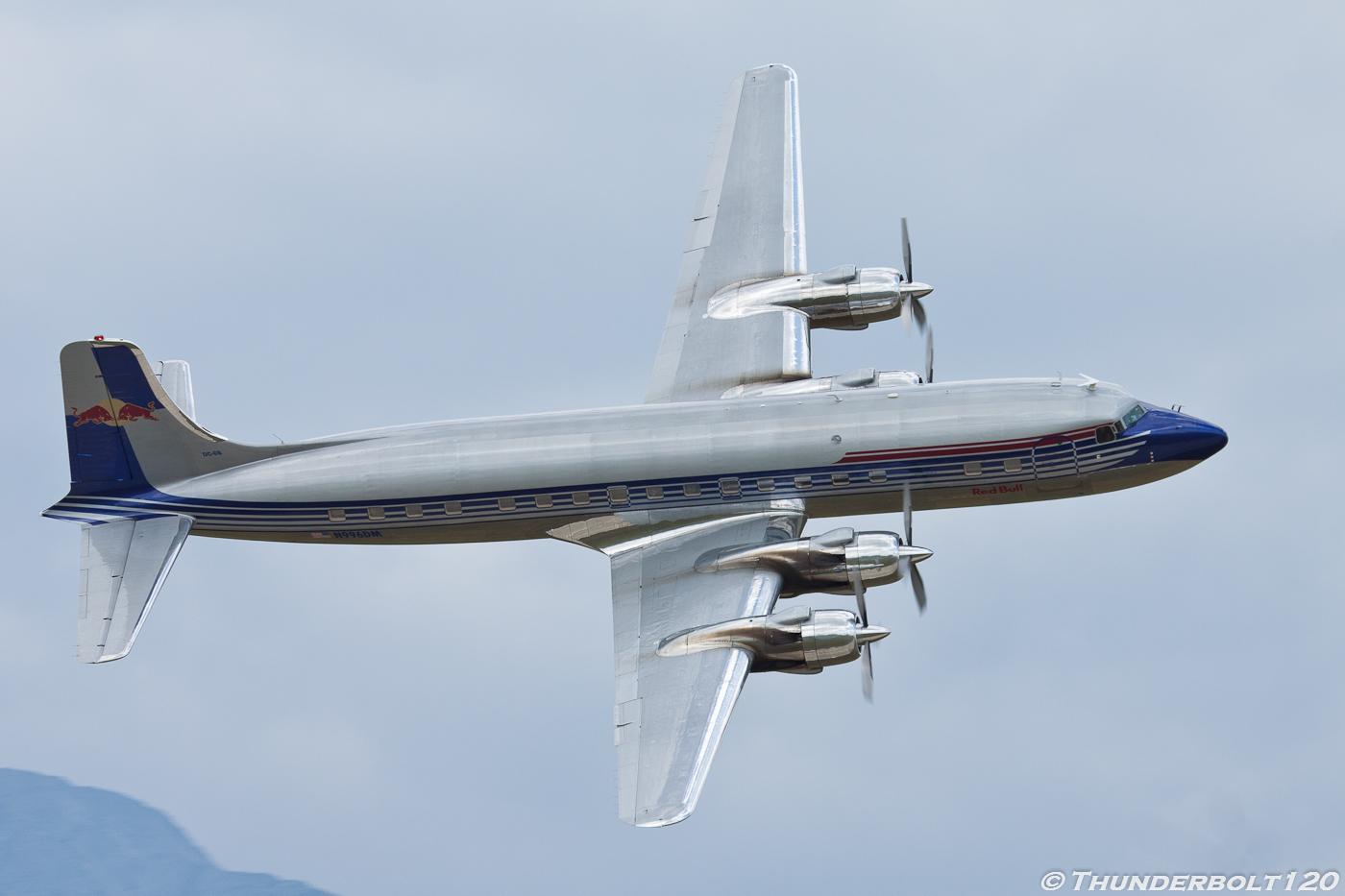 Douglas DC-6B N996DM