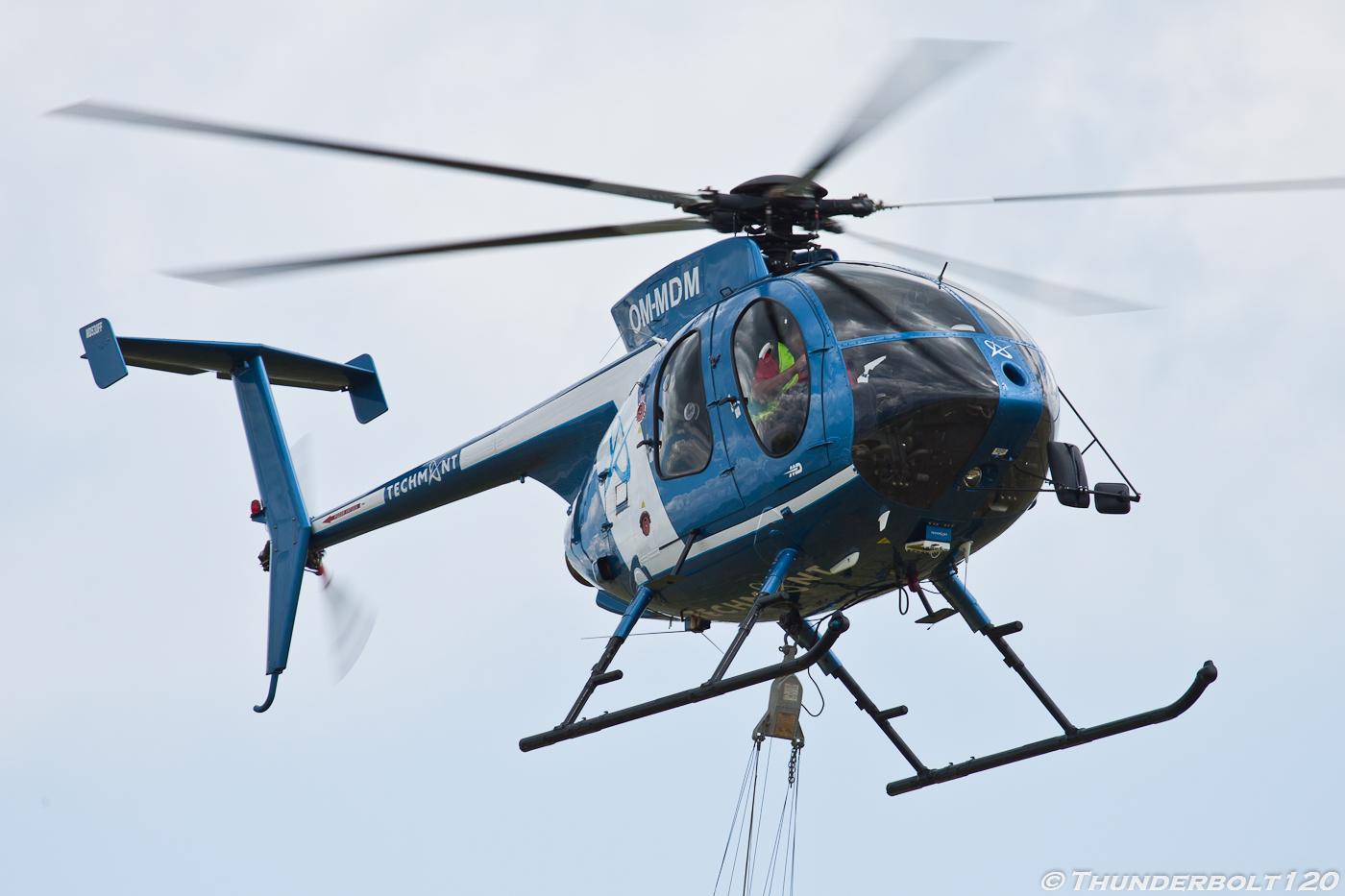 Hughes MD 530F