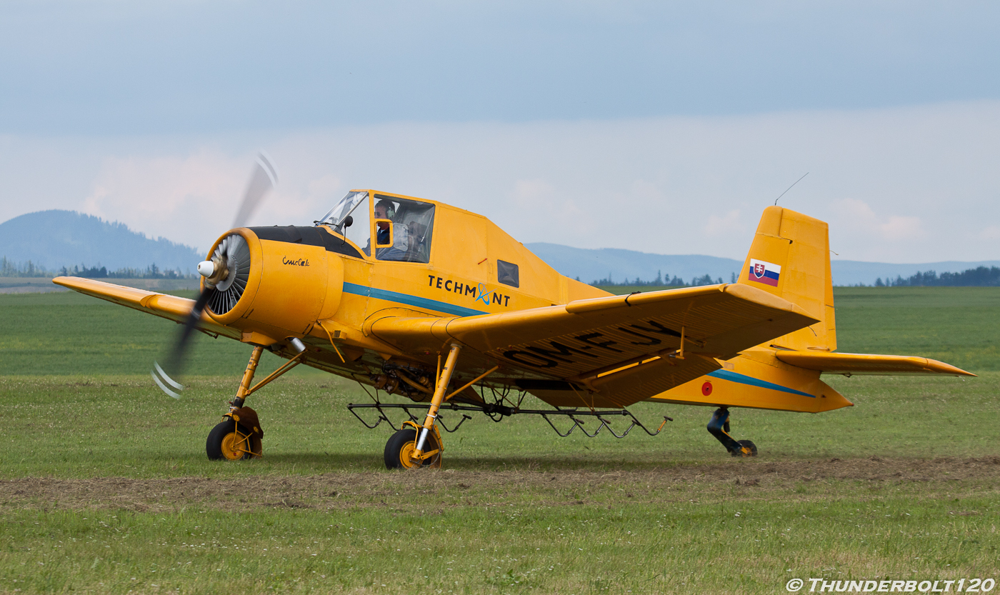 Zlin Z-37 A