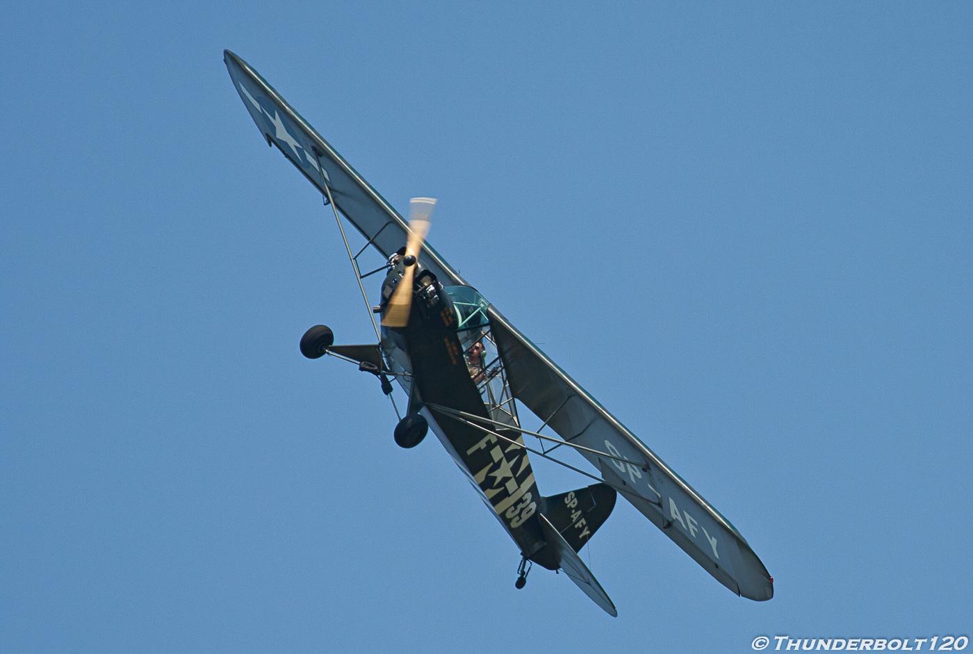 Piper J3 Cub SP-AFY