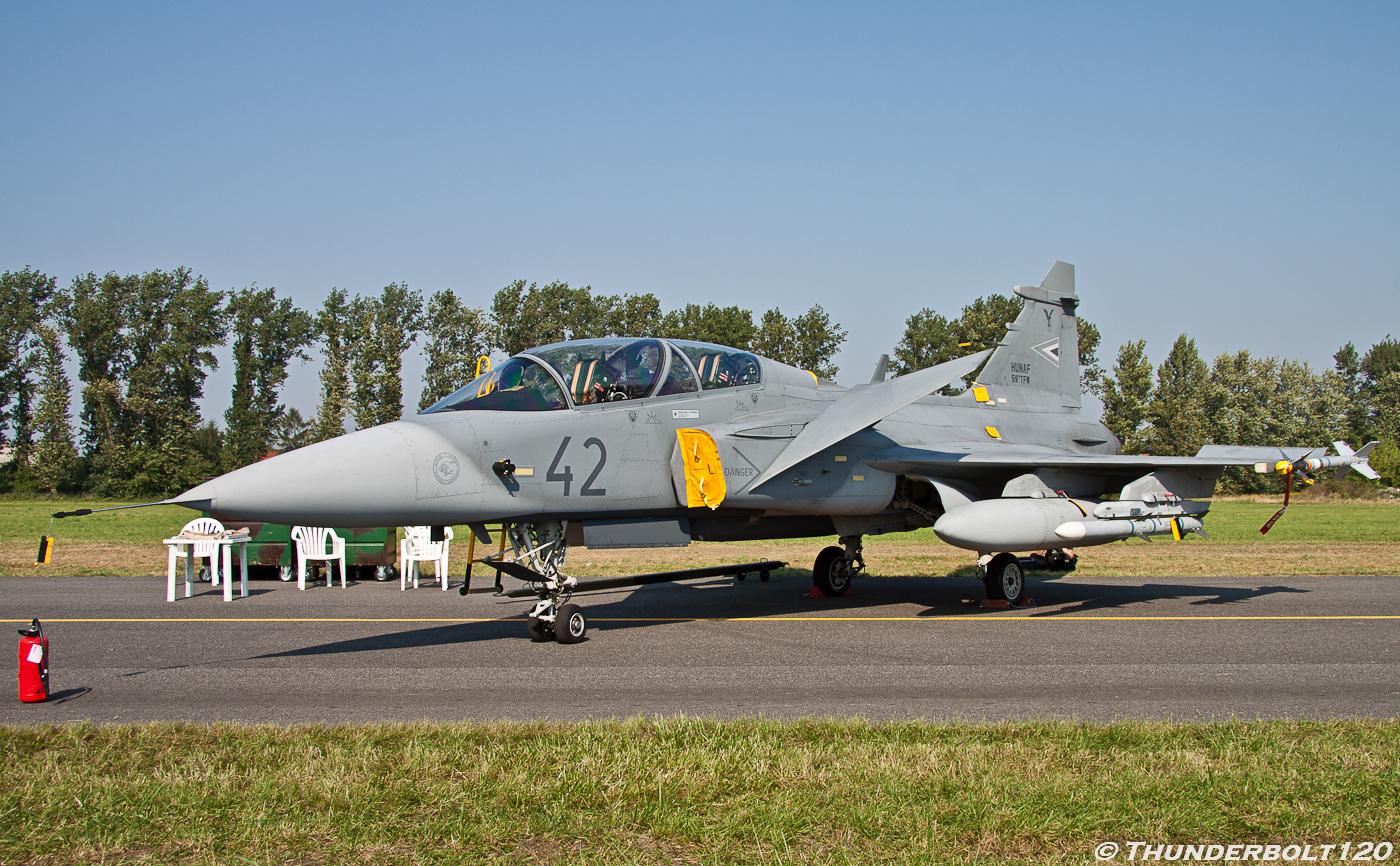 JAS-39D Gripen