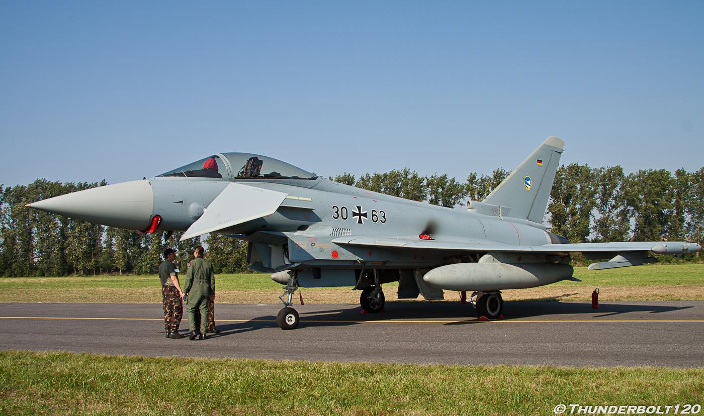 Eurofighter Typhoon S 30+63