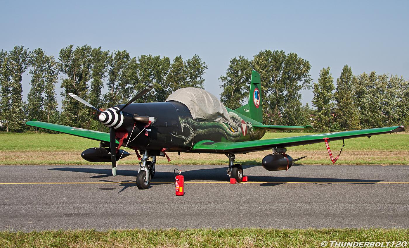 Pilatus PC-7 3H-FG