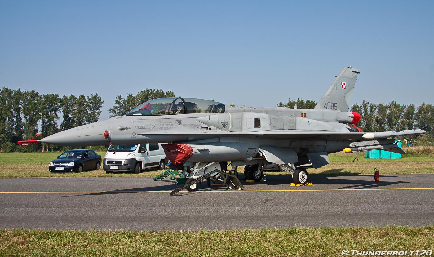 F-16DJ Fighting Falcon
