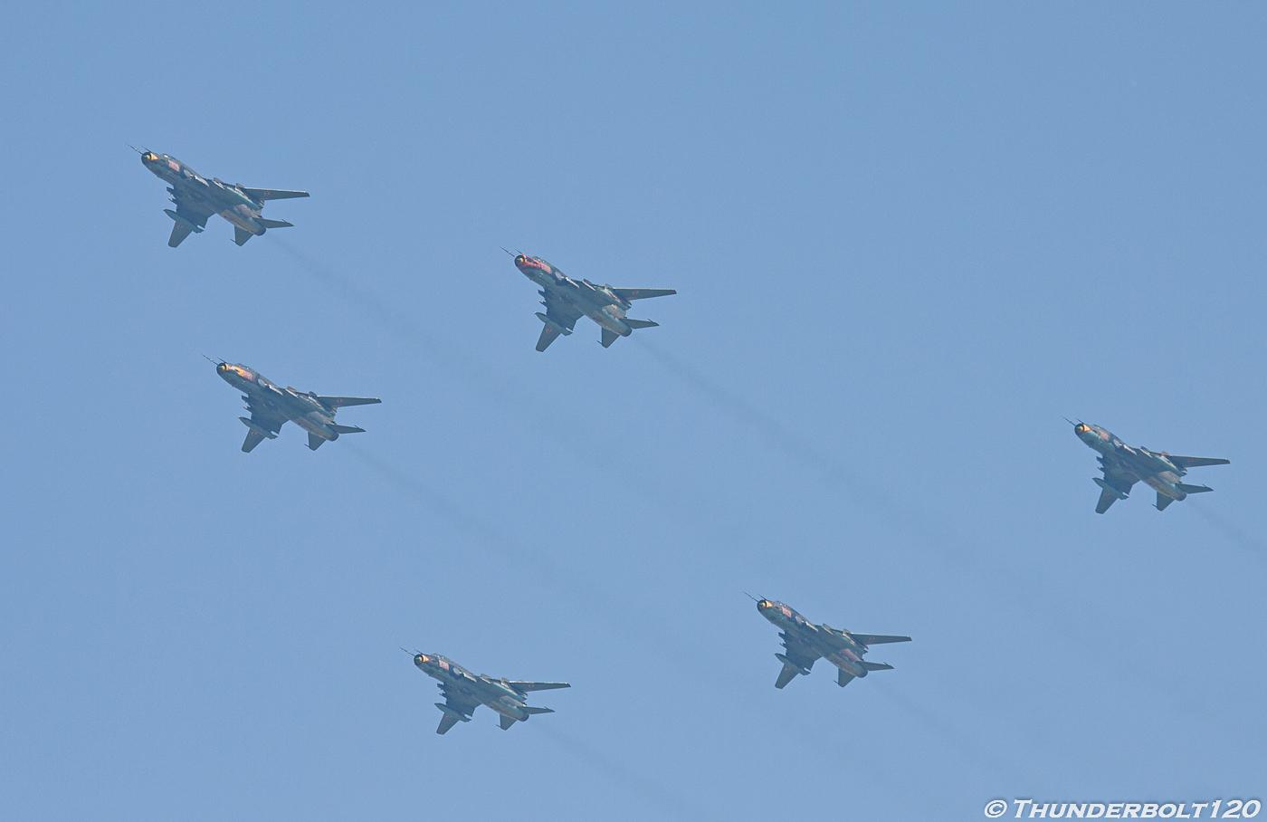6x Su-22