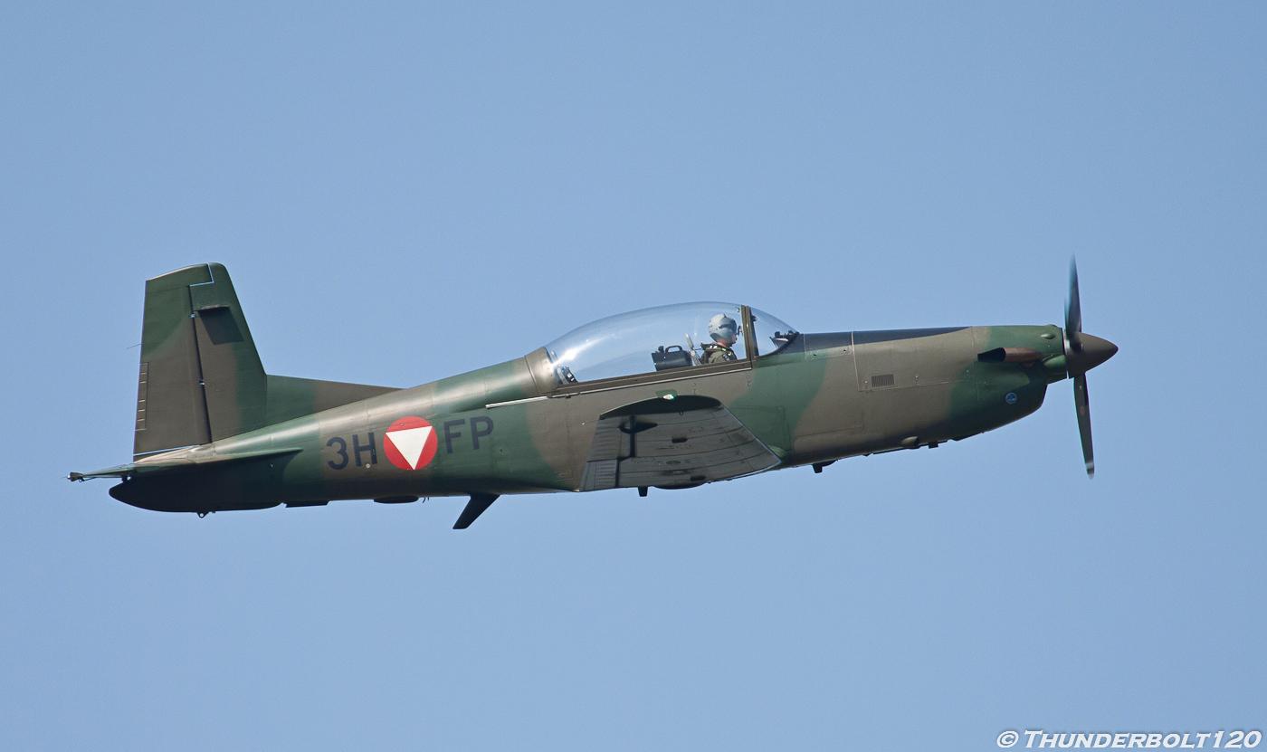 Pilatus PC-7 3H-FP
