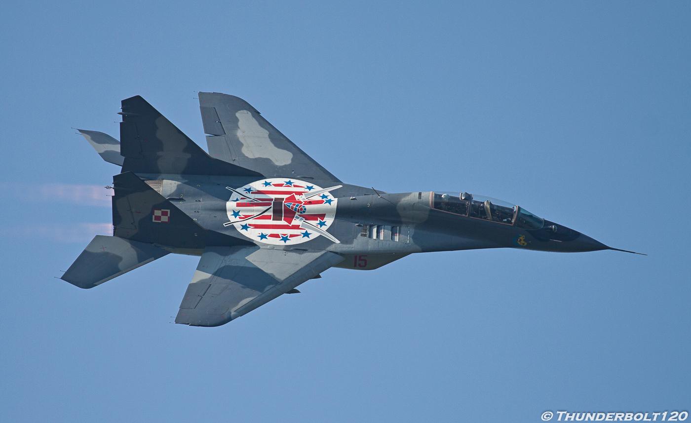 MiG-29UB