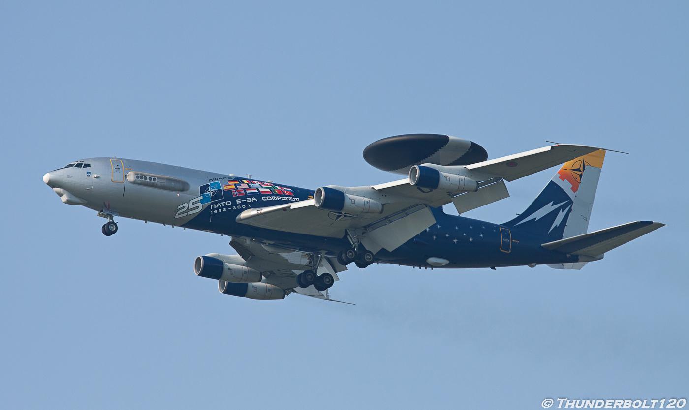 E-3 AWACS
