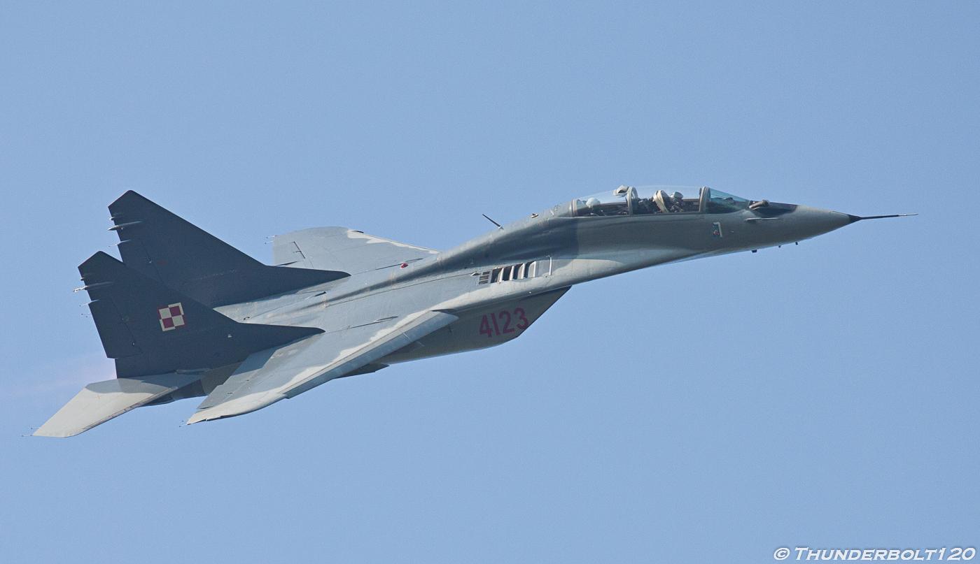 MiG-29GT 4123