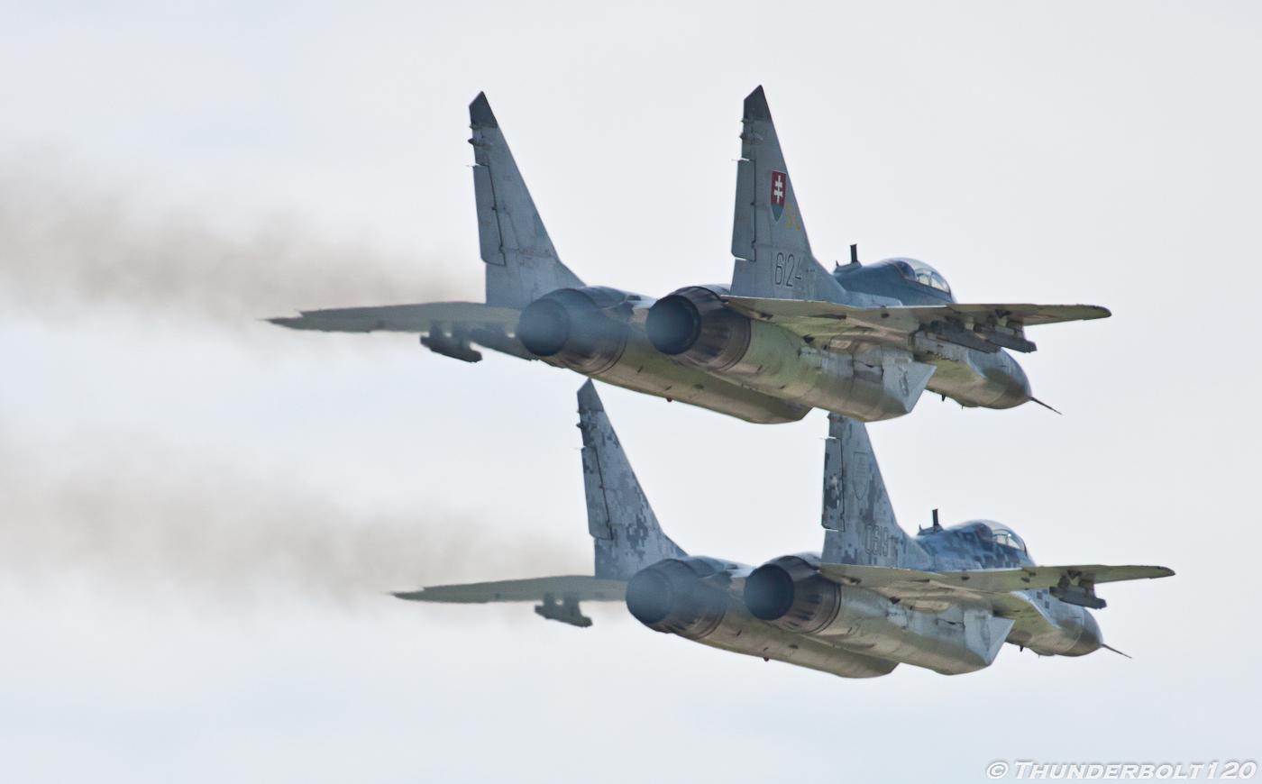 2x Mig-29