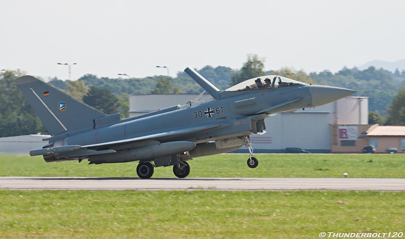 Eurofighter Typhoon S 30+61