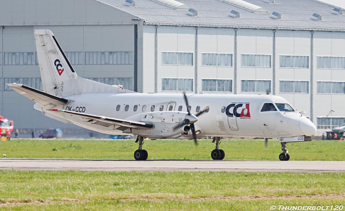 Saab 340B OK-CCD