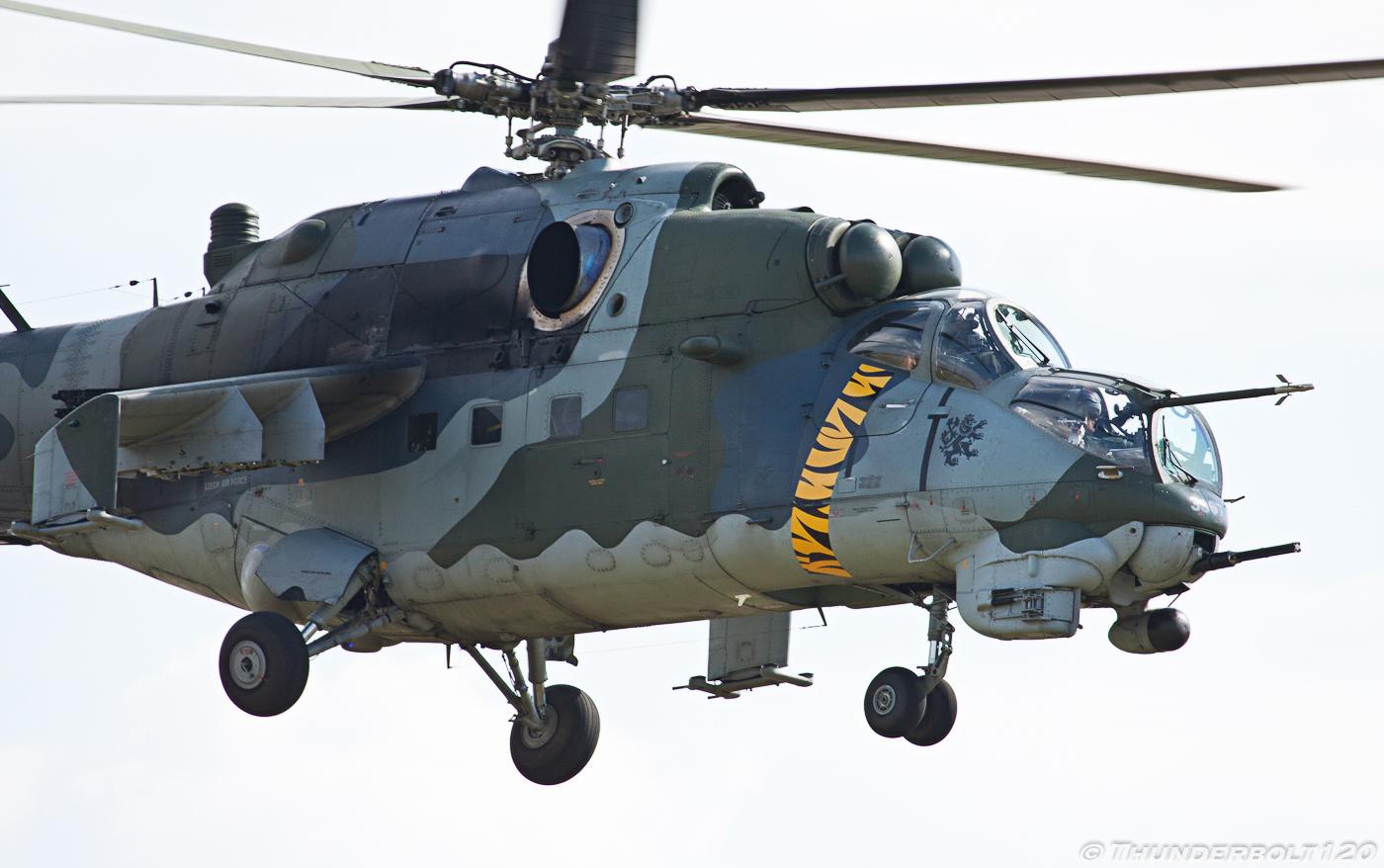 Mi-24V Hind 3367