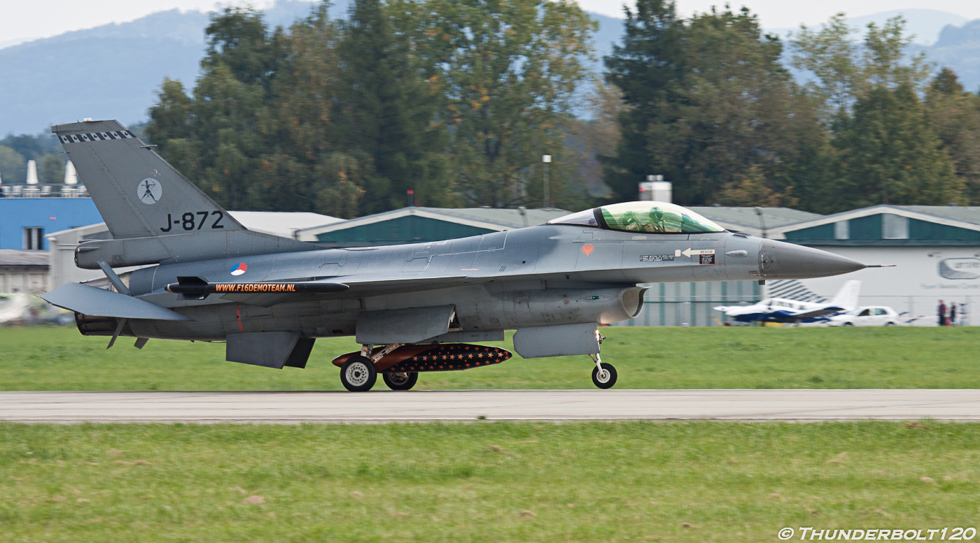 F-16AM Fighting Falcon J-872