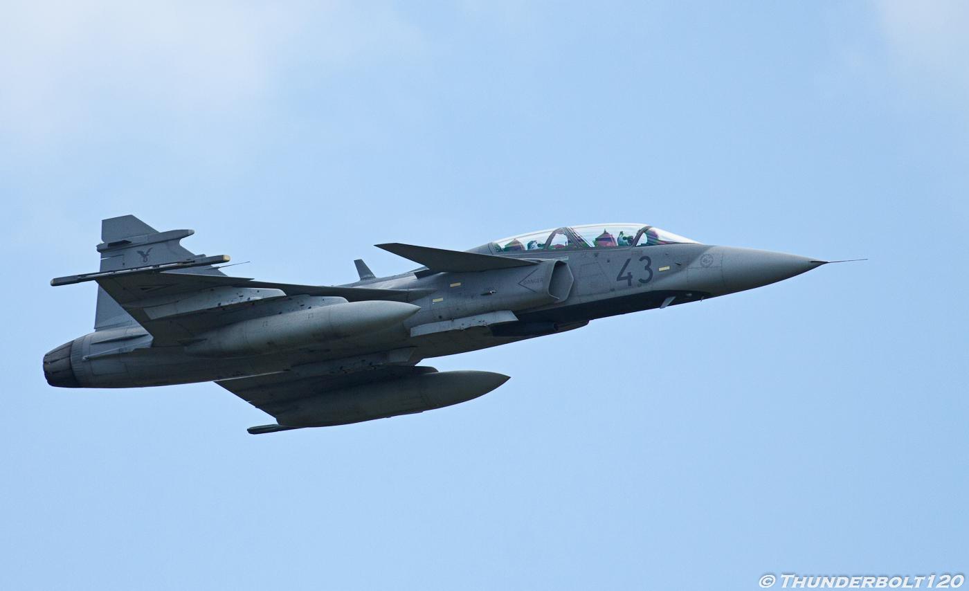 JAS-39D Gripen 43