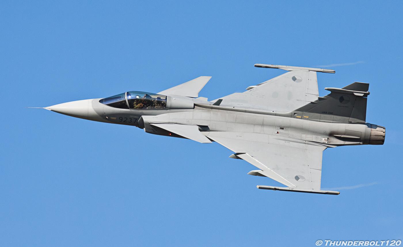 JAS-39C Gripen 9237