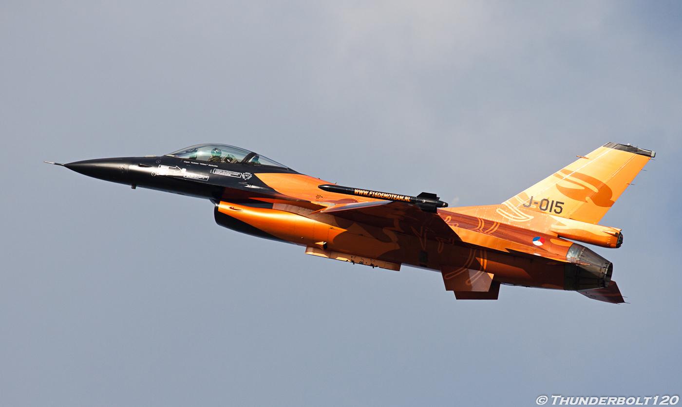 F-16AM Fighting Falcon J-015