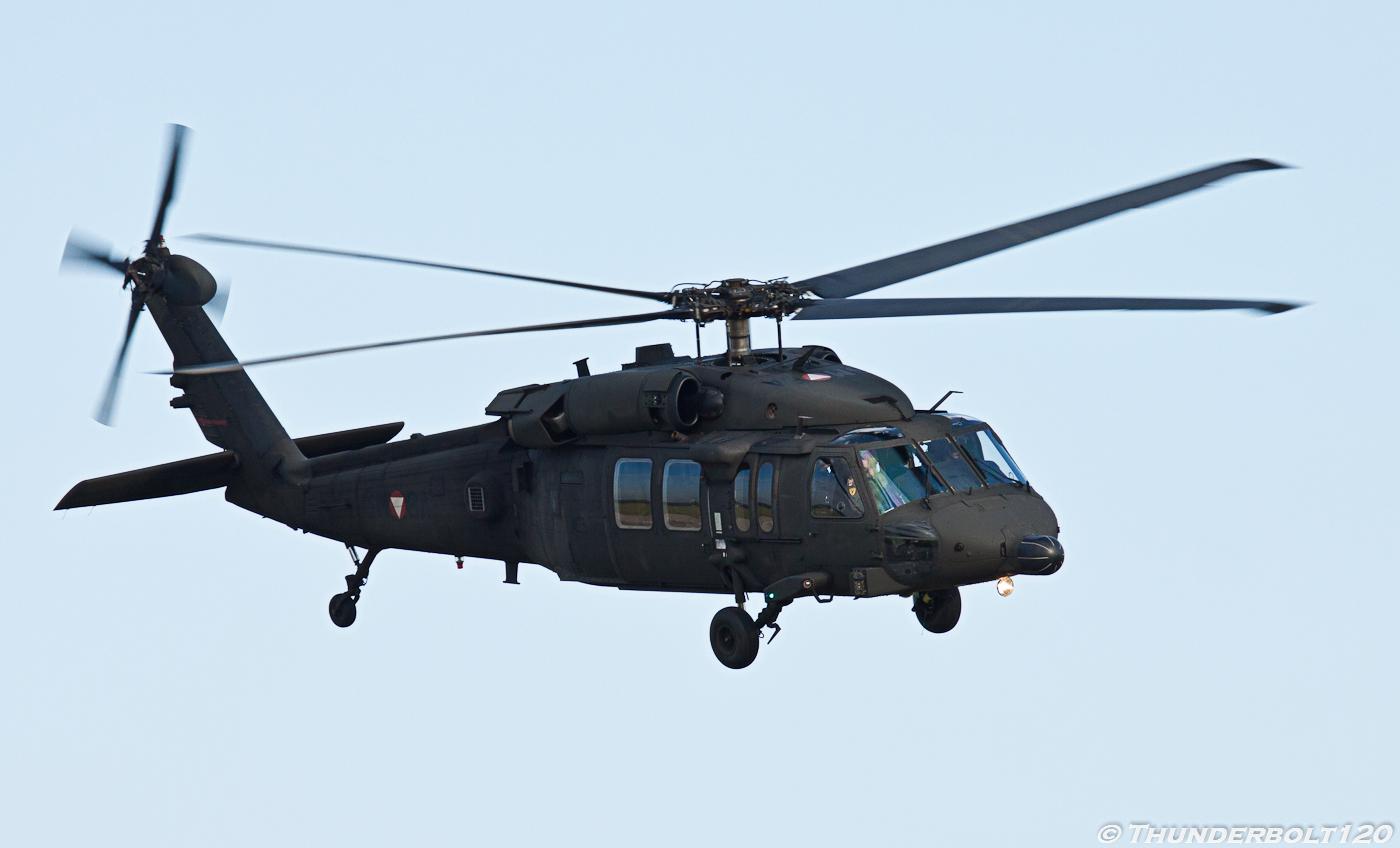 S-70A Black Hawk 6M-BA