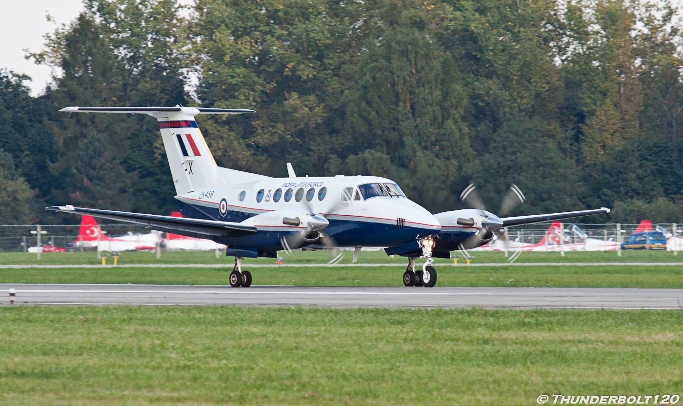 B200 King Air ZK459