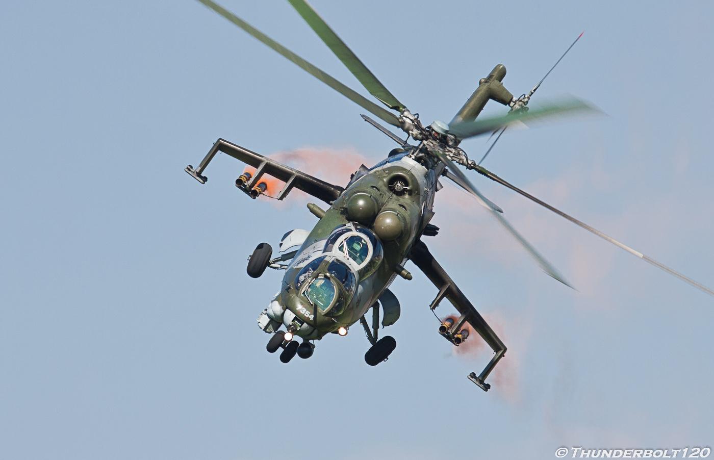 Mi-24V Hind 7354