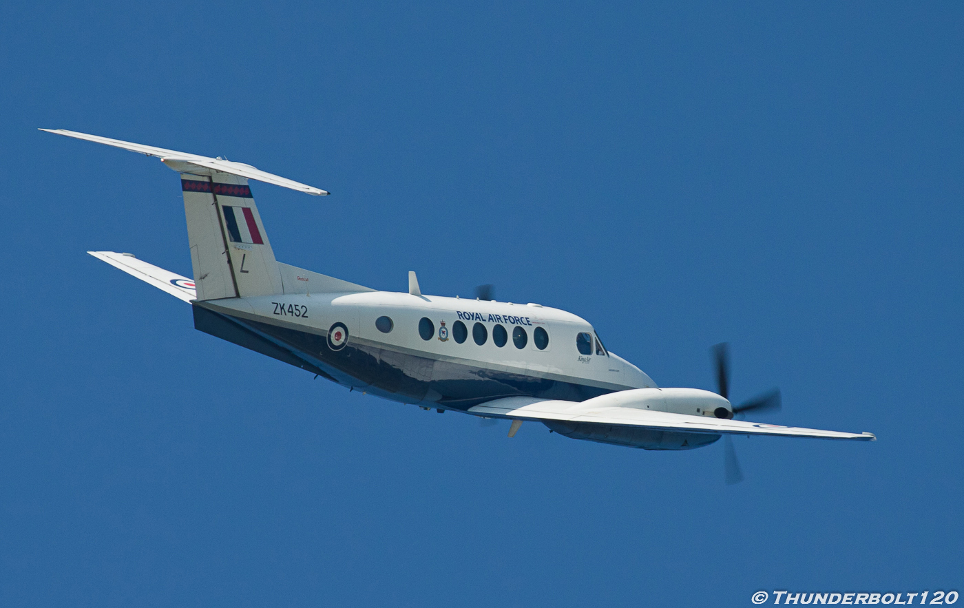 B200 King Air ZK452