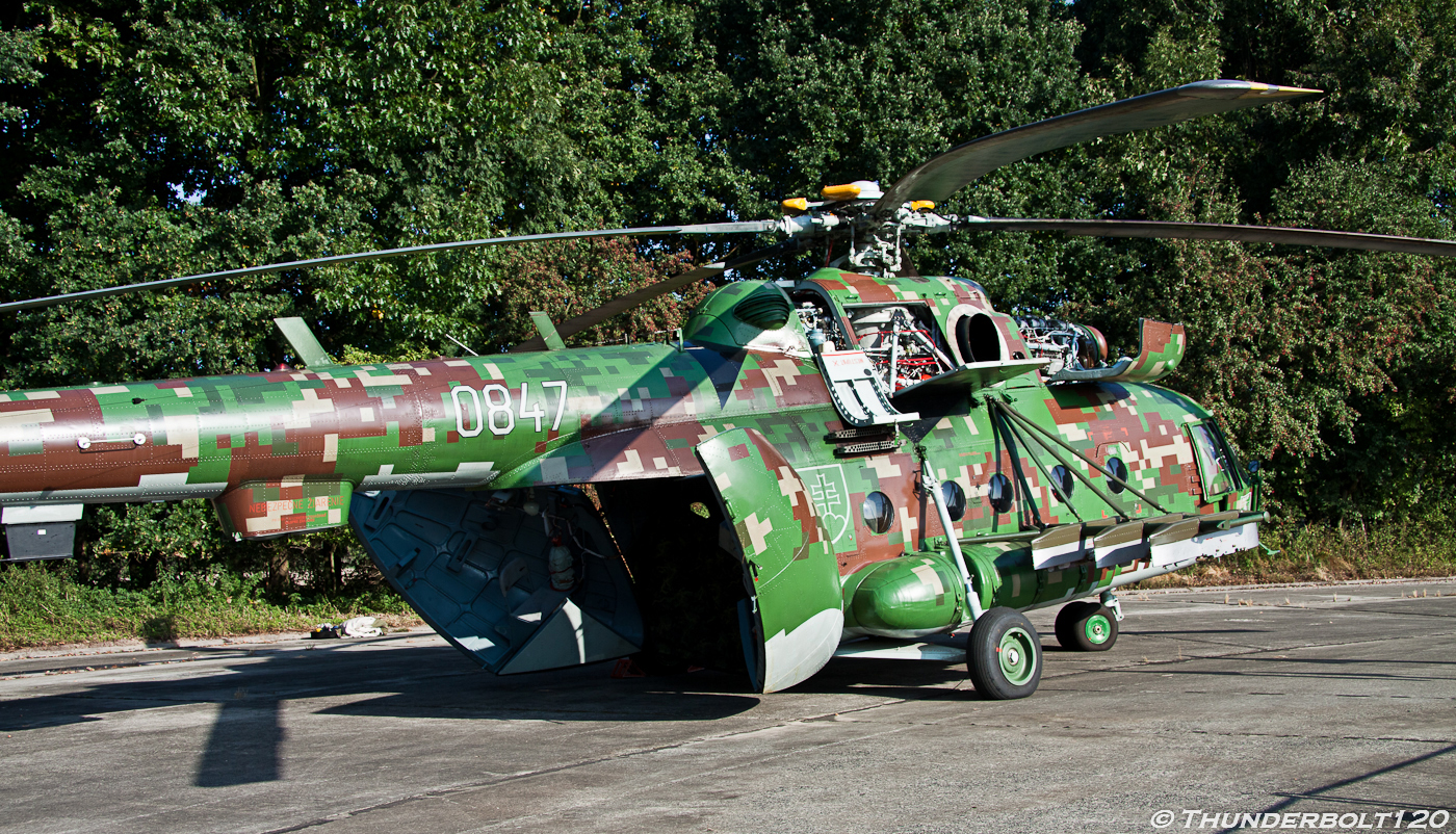 Mi-17 0847